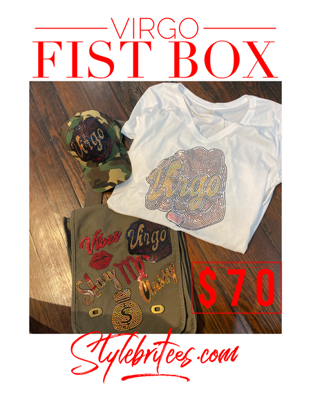 Virgo Fist BOX