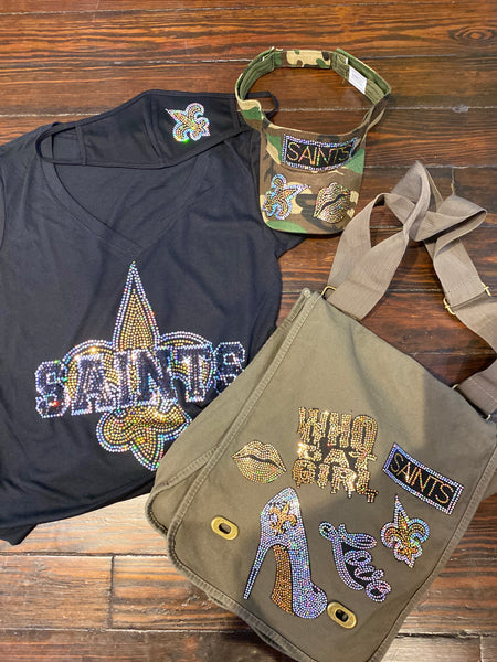 SAINTS BOX with MASK