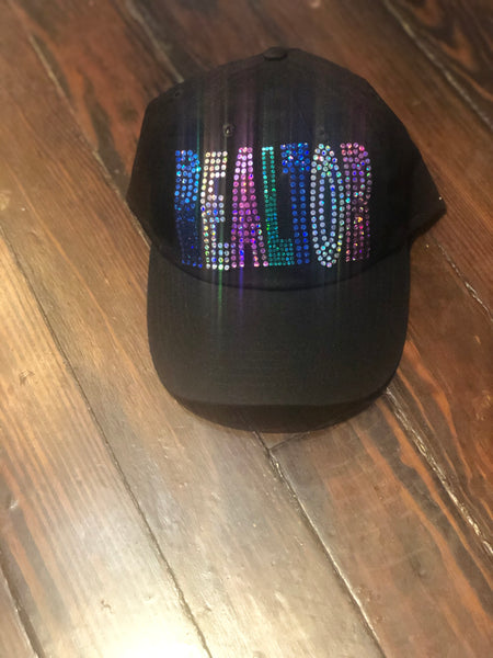 REALTOR BLING Cap