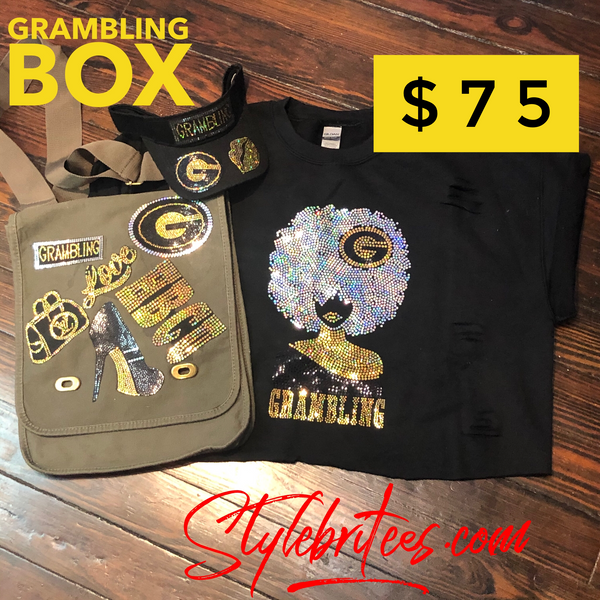 GRAMBLING Tigers BOX