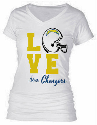 LOVE DEM CHARGERS