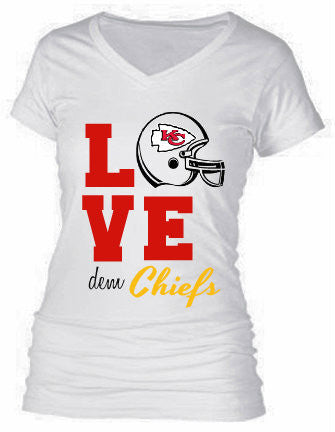 LOVE dem CHIEFS