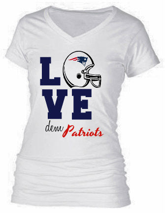 LOVE dem PATRIOTS