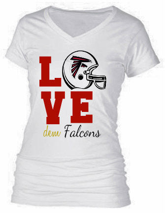 LOVE dem FALCONS
