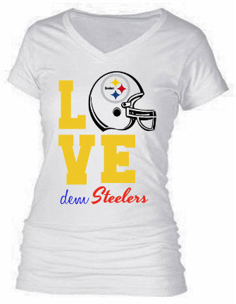 LOVE DEM STEELERS