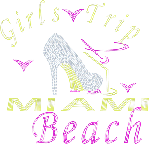 GIRL'S TRIP MIAMI BEACH TRANSFER