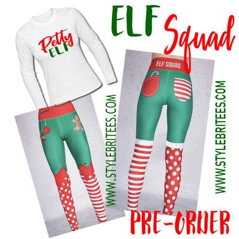 PETTY ELF SQUAD SET