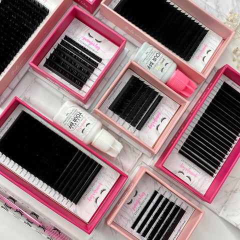 CLASSIC LASHES MIXED TRAYS