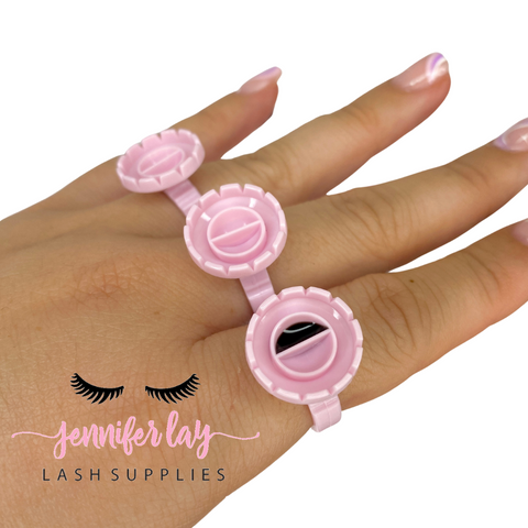 GLUE RING (FLOWER)