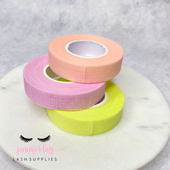 COLOURED MICROPORE TAPE