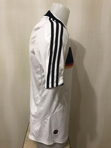 Deutschland national team 2008/2009 home Size S jersey Adidas 613200