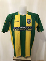 Load image into Gallery viewer, West Bromwich Albion 2003/2004 Away Size XL Diadora jersey