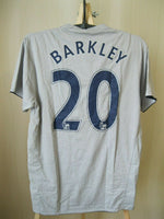 Load image into Gallery viewer, Everton #20 Barkley 2011/2012 third Size S le coq sportfit jersey 3rd
