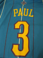 Load image into Gallery viewer, New Orleans Hornets #3 Chris Paul Size XL adidas NBA