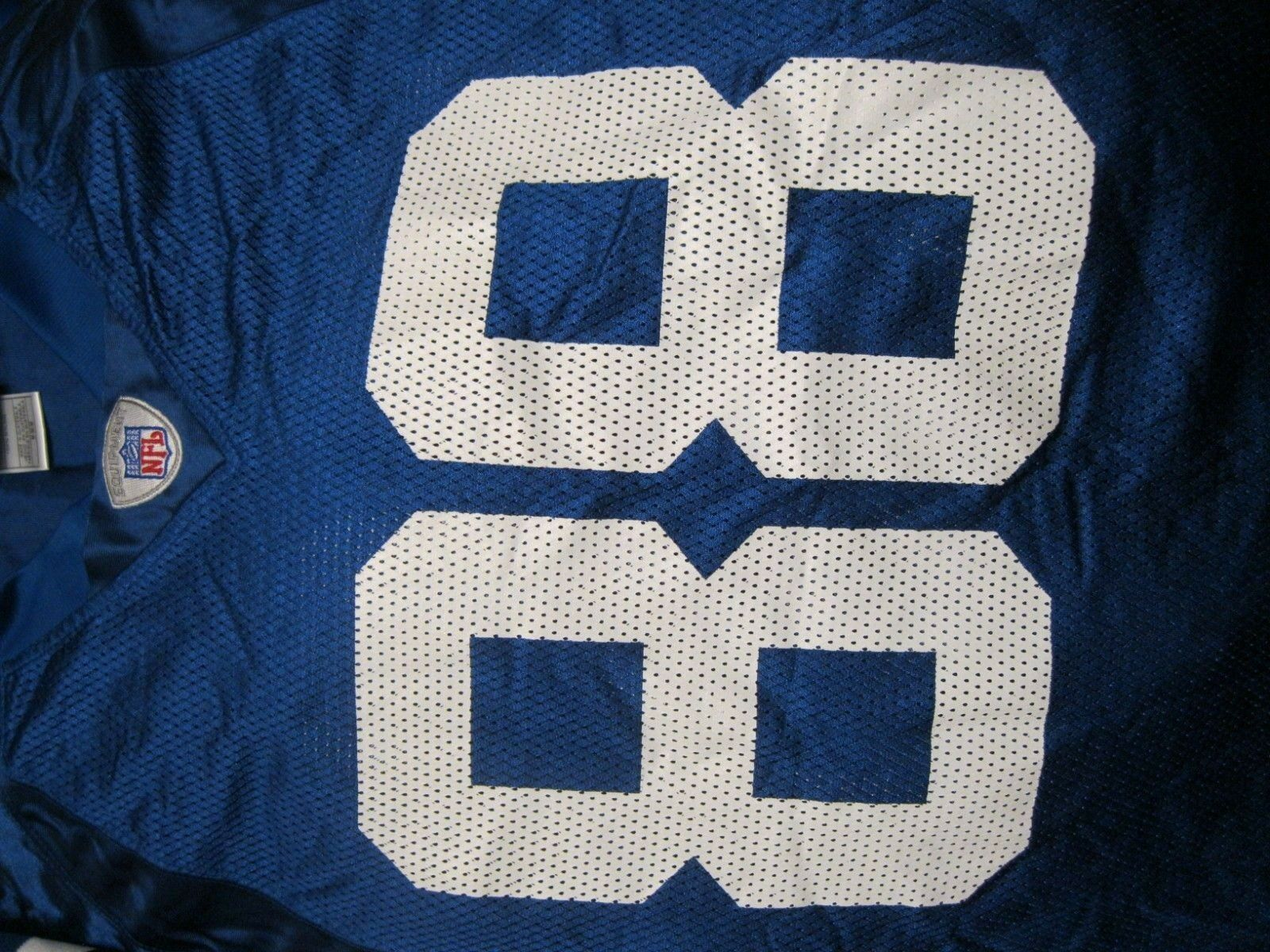 Indianapolis Colts #88 Marvin Harrison Size M Reebok jersey NFL