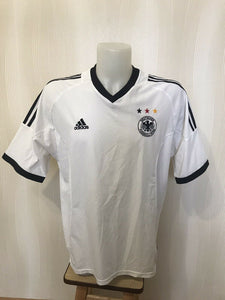 Deutschland national team 2002/2003/2004 home Size 2XL jersey Adidas