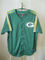 Load image into Gallery viewer, Green Bay Packers Size L Mitchell & Ness NFL jersey