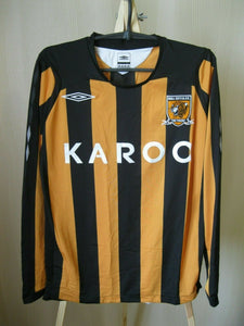 Hull City 2008/2009 Home Size S umbro jersey