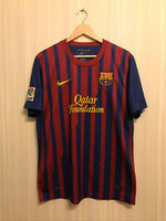 Load image into Gallery viewer, FC Barcelona 2011/2012 home Size L Nike 419877-486 jersey