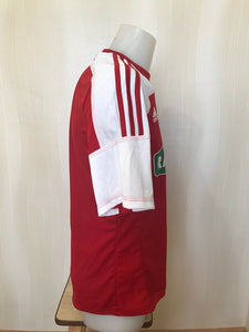 FC Middlesbrough 2011/2012 home Size M Adidas O56911 jersey