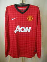 Load image into Gallery viewer, Manchester United 2012/2013 Home Size L Nike 479279-623 jersey