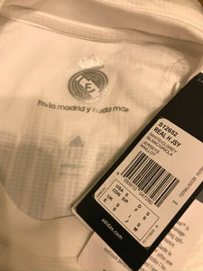 Real Madrid 2015/2016 home Size S Adidas S12652 jersey