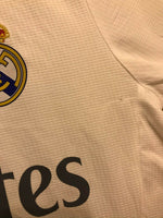 Load image into Gallery viewer, Real Madrid 2015/2016 home Size S Adidas S12652 jersey