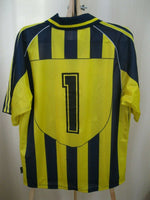 Load image into Gallery viewer, Fenerbahce SK 1999/2000 home Size L Adidas jersey