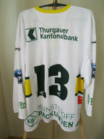Load image into Gallery viewer, HC Thurgau #13 Size L jersey