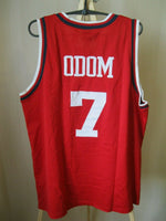 Load image into Gallery viewer, Los Angeles Clippers #7 Lamar Odom Size XL Nike jersey NBA Length +2