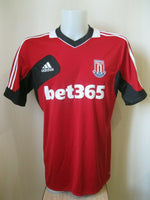 Load image into Gallery viewer, Stoke City 2012 Size L adidas X16875 jersey