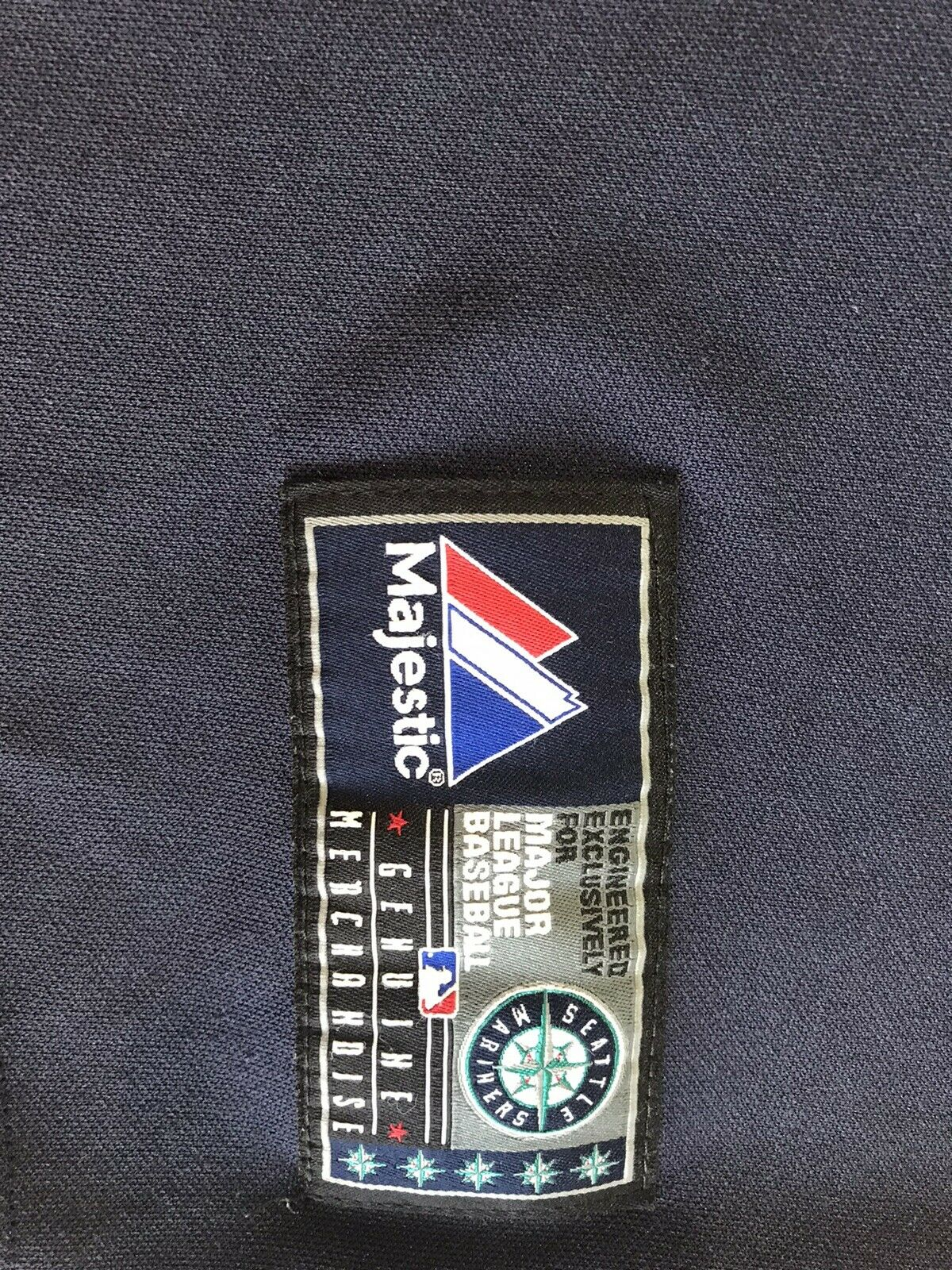 Seattle Mariners Size M Majestic jersey