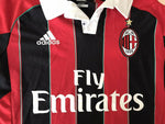 Load image into Gallery viewer, AC Milan 2012/2013 Home Size S Adidas X23680 jersey
