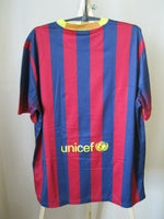 Load image into Gallery viewer, FC Barcelona 2013/2014 home Size XL Nike 532822-413 Barca jersey
