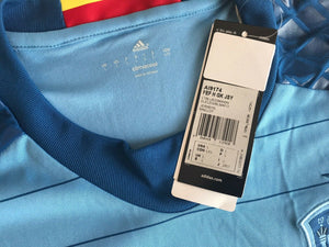 Spain team 2015/2016 Goalkeeper Size L Adidas Ai9174 jersey