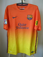 Load image into Gallery viewer, FC Barcelona 2012/2013 away Size L Nike 478326-815 jersey