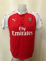 Load image into Gallery viewer, Arsenal London 2015/2016 home Puma 747566 Size L jersey