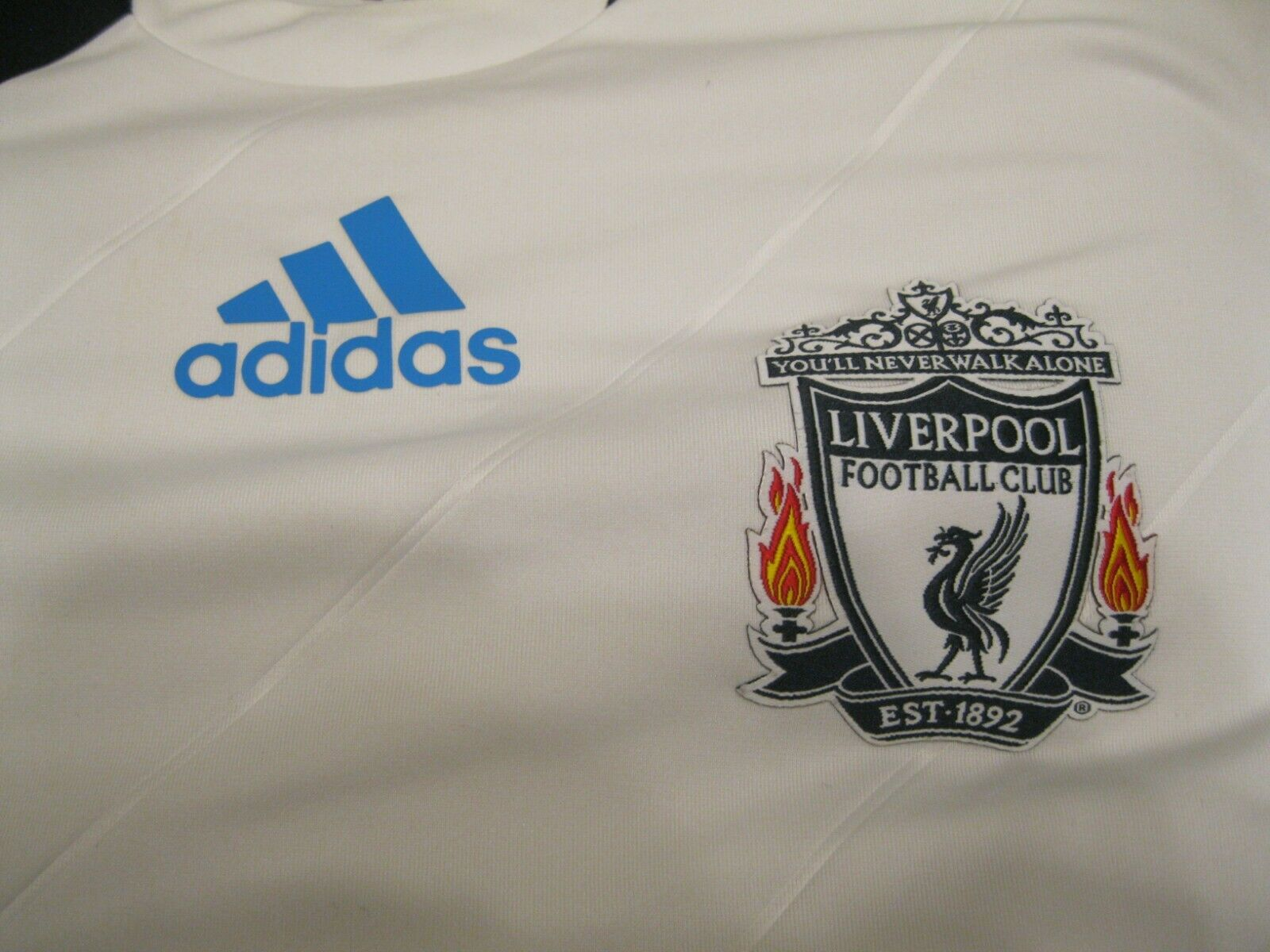Liverpool 2011/2012 third Size S jersey PLAYER ISSUE Adidas V13060