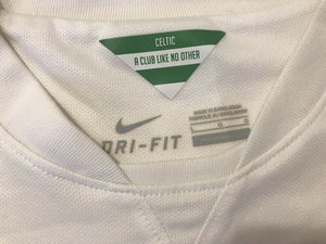 FC Celtic 2014/2015 Third Size L Nike 618740-105 jersey long sleeves