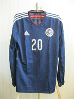 Load image into Gallery viewer, Scotland national team 2014/2015 Size 6 Adidas G87119 jersey