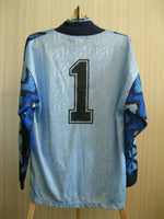 Load image into Gallery viewer, England national team #1 Goalkeeper 1992/1993 Size S Umbro jersey