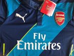 Load image into Gallery viewer, Arsenal London 2014/2015 Cup Third Size L Puma jersey PLAYER ISSUE