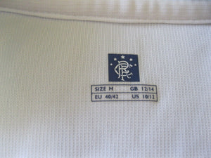 Womens Glasgow Rangers 2005/2006 Away Size M Umbro jersey