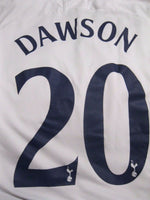 Load image into Gallery viewer, Tottenham Hotspur #20 Dawson 2011/2012 Home Size 2XL Puma 740545 jersey