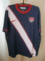 Load image into Gallery viewer, USA national team 2010/2011/2012 away Size XL Nike 369253-451 jersey
