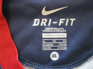 USA national team 2010/2011/2012 away Size XL Nike 369253-451 jersey