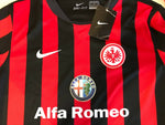 Load image into Gallery viewer, Eintracht Frankfurt 2014/2015 home Size XL Nike jersey