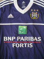 Load image into Gallery viewer, Anderlecht RSC 2012/2013 home Size S Adidas w67407 jersey