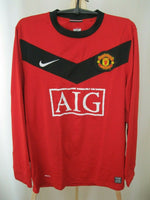 Load image into Gallery viewer, Manchester United 2009/2010 Home Size M Nike 355092-623 jersey