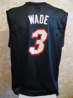 Load image into Gallery viewer, Miami Heat #3 Dwyane Wade Size XL Adidas jersey